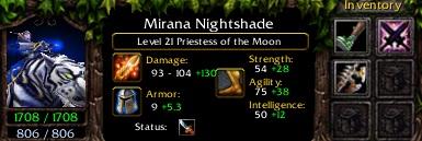 Late game Mirana
